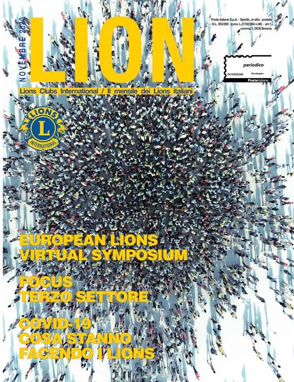 LION NOVEMBRE 2020