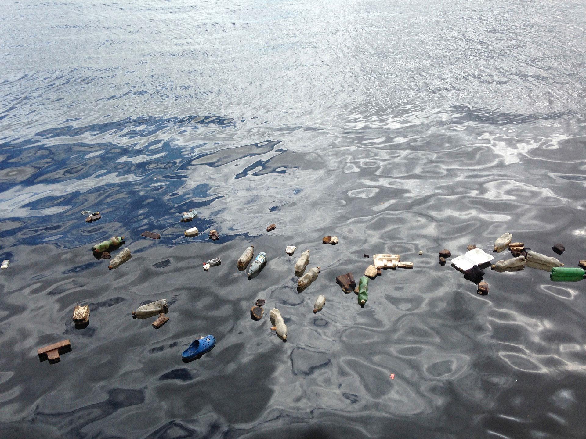 La plastica nei mari… è emergenza