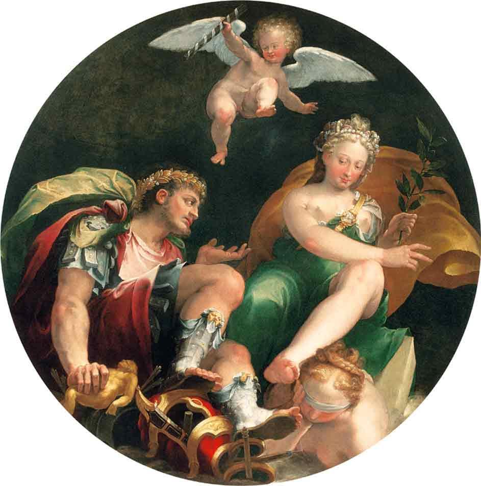 """Bottega, Scuola, Accademia. La pittura a Verona dal 1570 alla peste del 1630"""""""