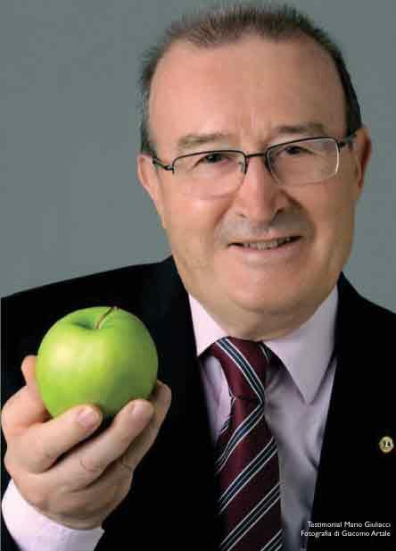 Una mela per chi ha fame