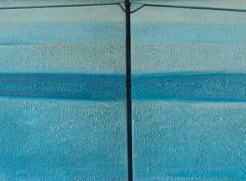 La pittura come il mare. Piero Guccione a Mendrisio