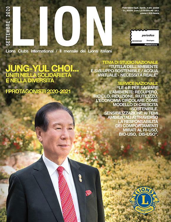 LION SETTEMBRE 2020