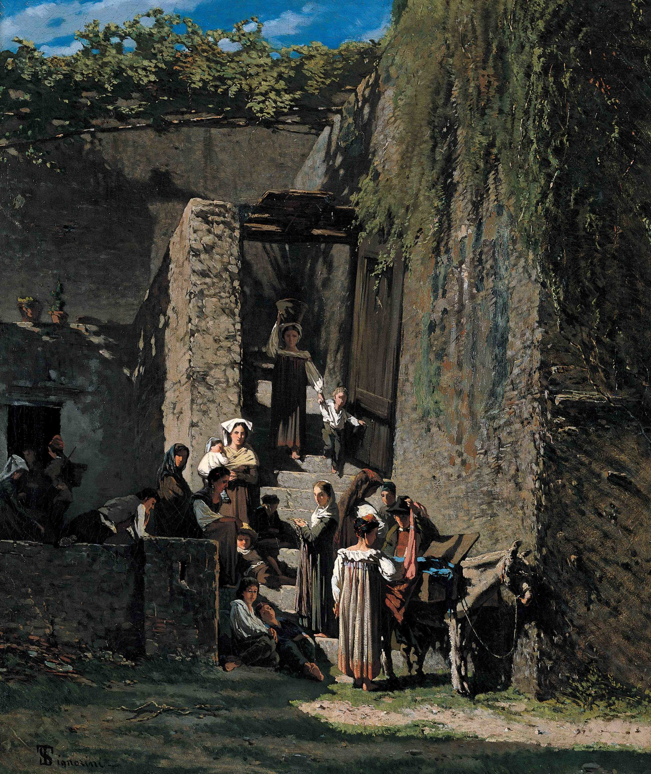 I MACCHIAIOLI.  CAPOLAVORI DELL'ITALIA CHE RISORGE A PADOVA