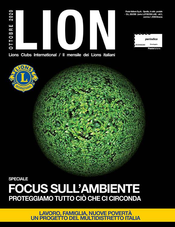 LION OTTOBRE 2020