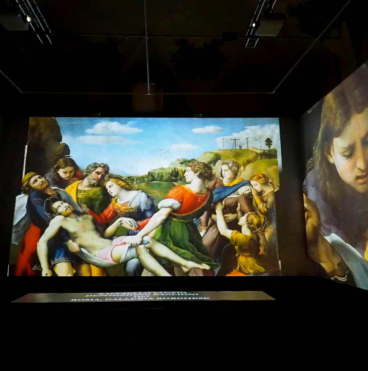 Raffaello in Umbria. Tra reale e virtuale a Perugia