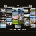 Calendario fotografico 2021 acqua