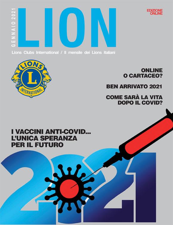 LION GENNAIO 2021