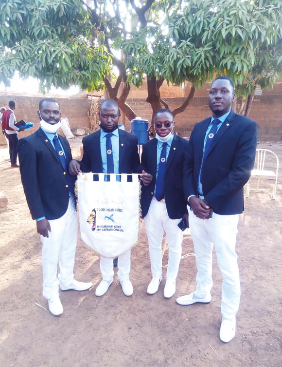 I Leo ed i Lions del Burkina Faso con MK Onlus