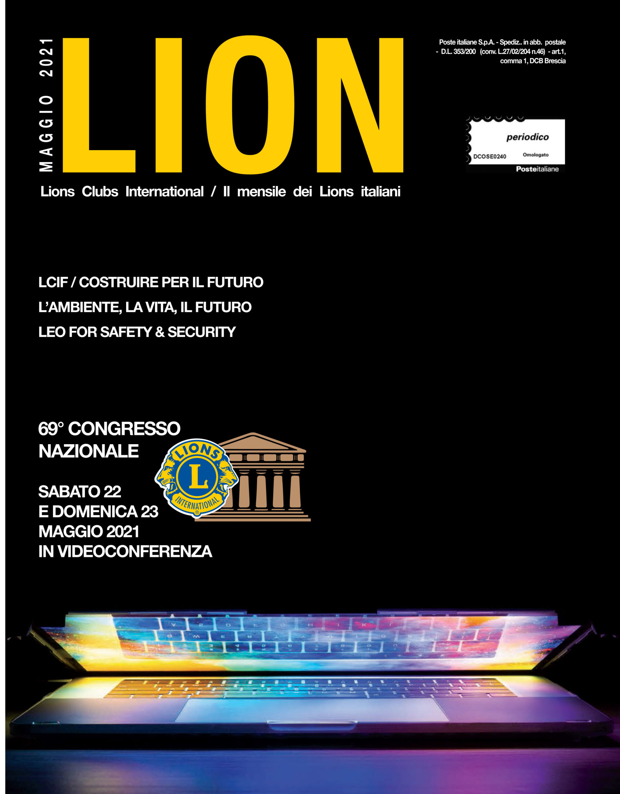LION MAGGIO 2021