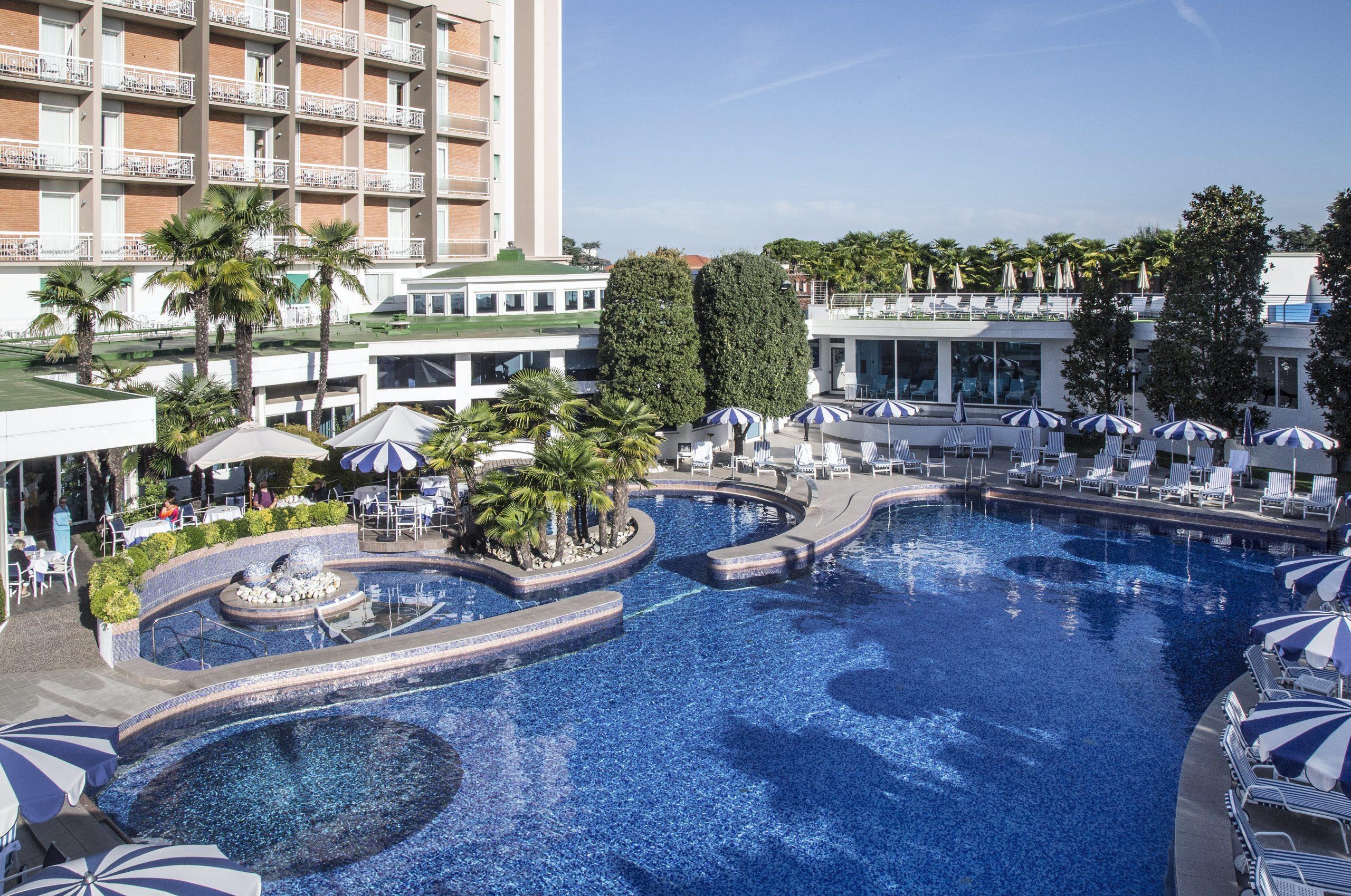 GRAND HOTEL TERME&SPA DI MONTEGROTTO TERME: IL BENESSERE DELLE TERME A CINQUE STELLE