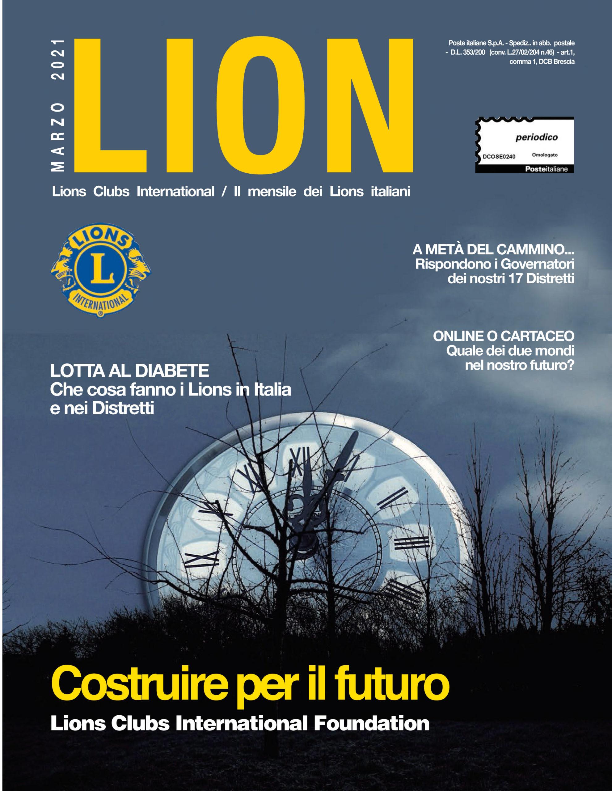 LION MARZO 2021
